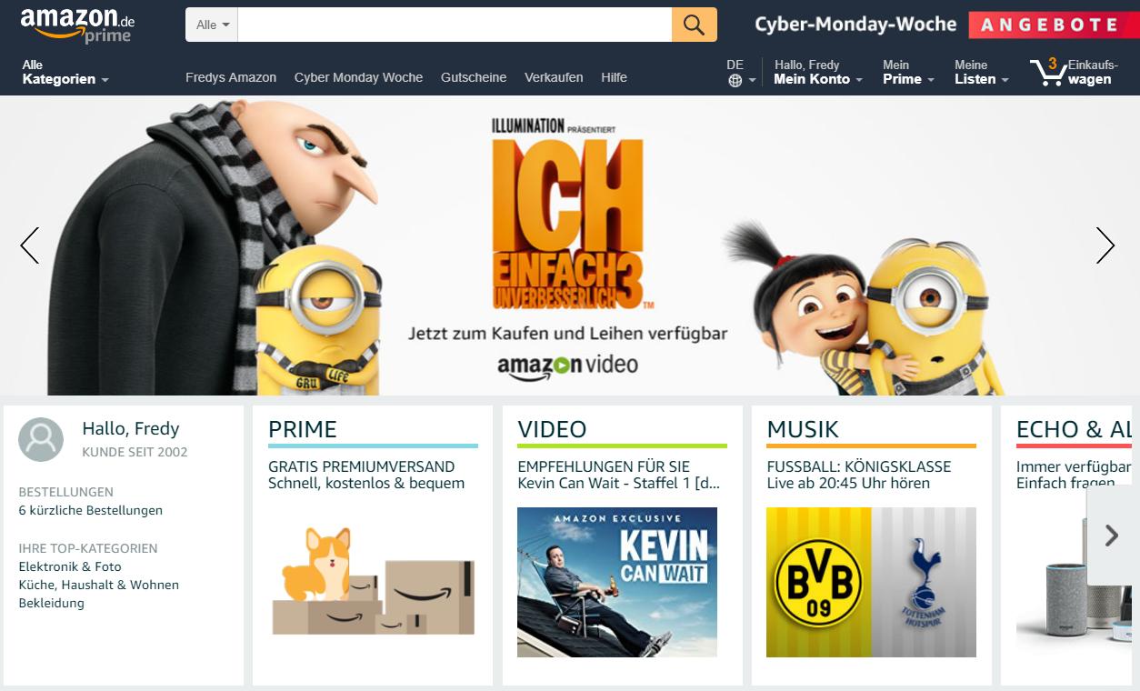 Amazon/Nachrichten