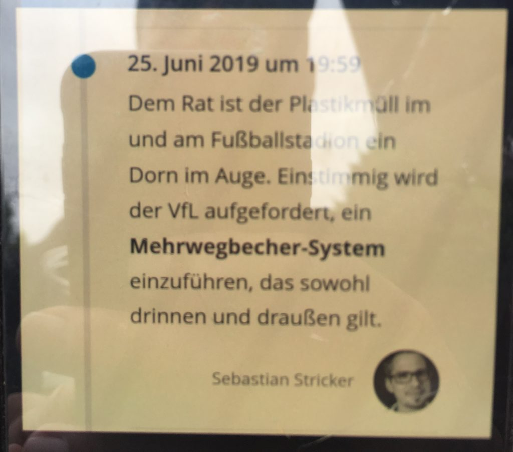 Ticker Neue Osnabrücker Zeitung